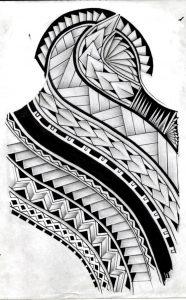 Samoan Tattoo 186x300