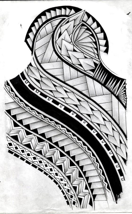 Samoan Tattoo - tatuajes maories