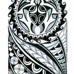 Tribal sleeve tattoo 150x150