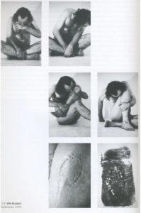 Vito acconci 1970 199x300