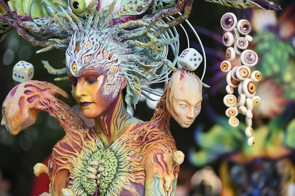 World Bodypainting Festival 2015 World Bodypainting Festival 2