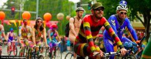 arte corporal solstice cyclists 300x117