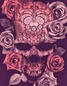 bocetos disenos tatuajes calaveras mexicanas tattoo 4 233x300
