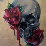 bocetos disenos tatuajes calaveras mexicanas tattoo 5 150x150