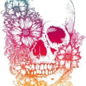 bocetos disenos tatuajes calaveras mexicanas tattoo 6 300x300