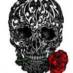 bocetos disenos tatuajes calaveras mexicanas tattoo 9 150x150