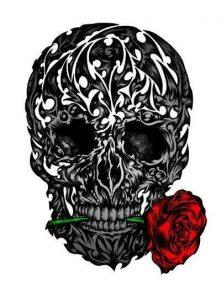 bocetos disenos tatuajes calaveras mexicanas tattoo 9 221x300
