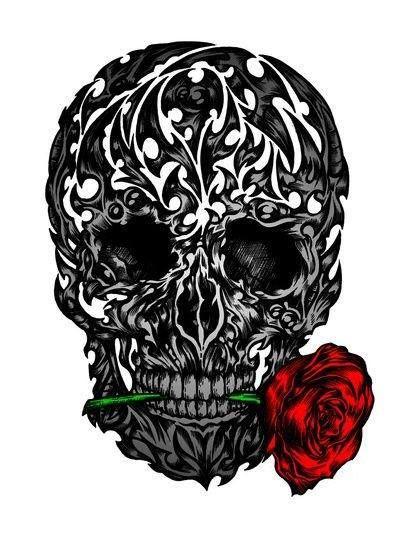 bocetos disenos tatuajes calaveras mexicanas tattoo 9 - calaveras mexicanas
