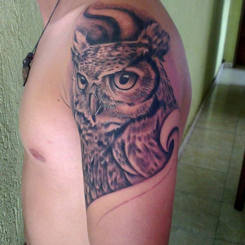 Exclusive ideas for Owl and Owl Tattoos