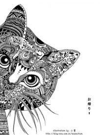 diseno-tatuajes-de-gatos-dibujos-tattoo-cat-15