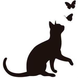 diseño tatuajes de gatos dibujos tattoo cat 18 300x300