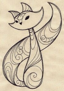 diseno-tatuajes-de-gatos-dibujos-tattoo-cat-5