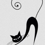 diseño tatuajes de gatos dibujos tattoo cat 7 150x150