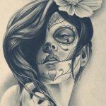 disenos bocetos tatuajes catrinas 2 150x150