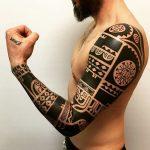 maori tattoo polinesios tatuajes 12 150x150
