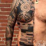 maori tattoo polinesios tatuajes 13 150x150