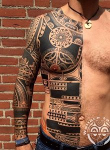maori tattoo polinesios tatuajes 13 220x300
