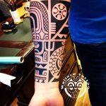 maori tattoo polinesios tatuajes 15 150x150