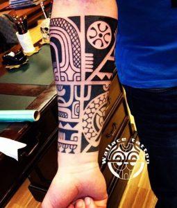 maori tattoo polinesios tatuajes 15 255x300
