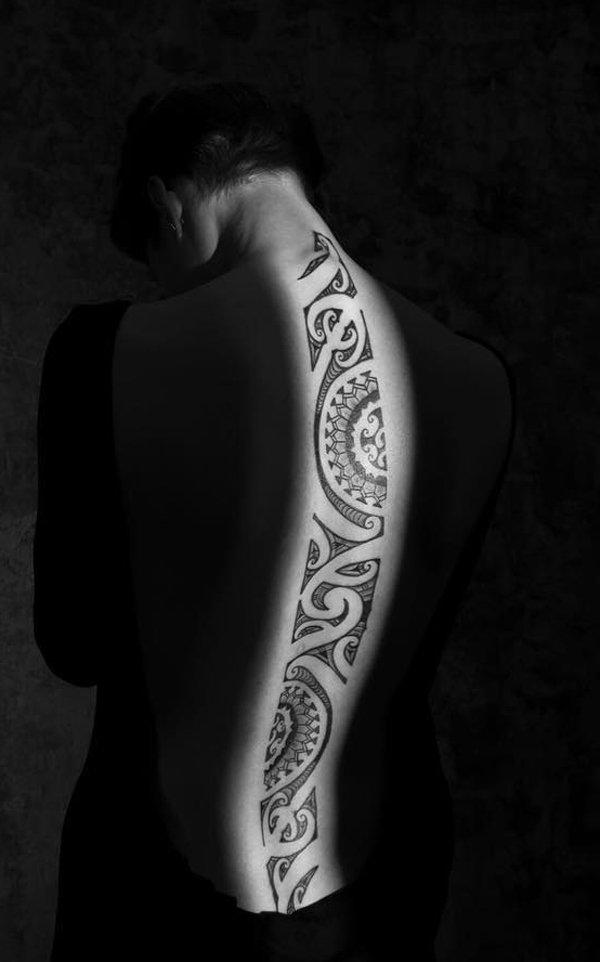 maori tattoo polinesios tatuajes 17 - tatuajes maories