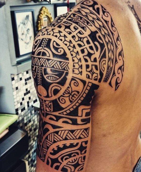 maori tattoo polinesios tatuajes 21 - tatuajes maories