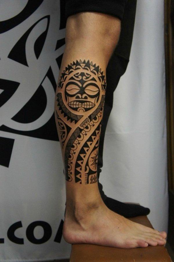 maori tattoo polinesios tatuajes 22 - tatuajes maories