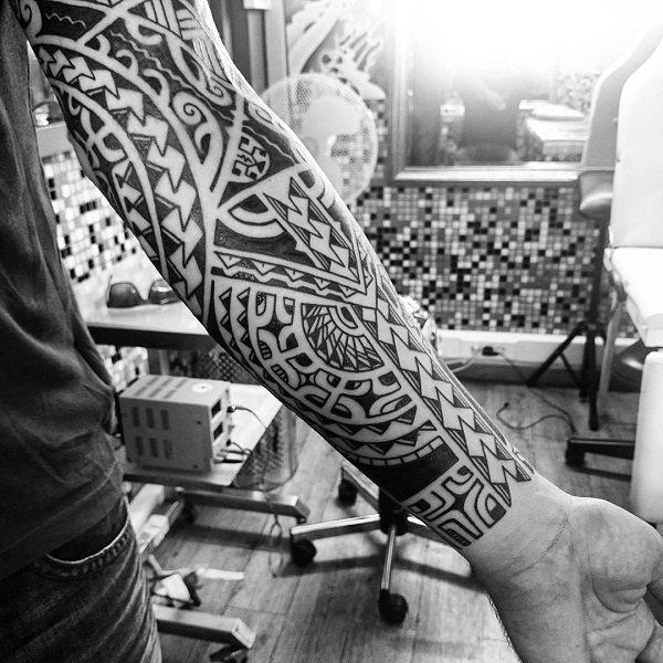 maori tattoo polinesios tatuajes 23 - tatuajes maories