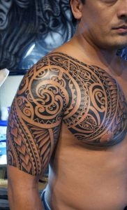 maori tattoo polinesios tatuajes 25 182x300