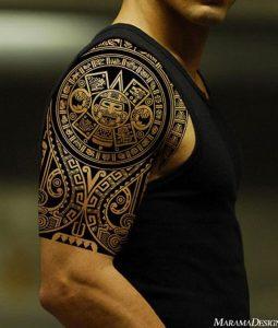 maori tattoo polinesios tatuajes 35 255x300