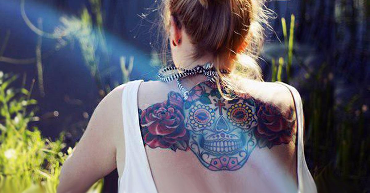 portada tatuajes calaveras mexicanas
