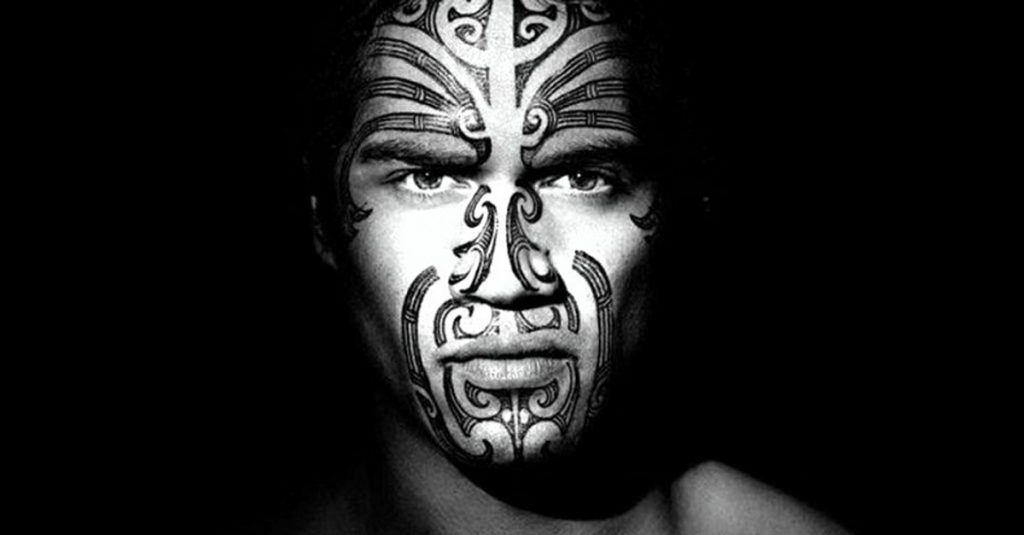 100 Polynesian Tattoos of Maori ethnicities - History and Meanings