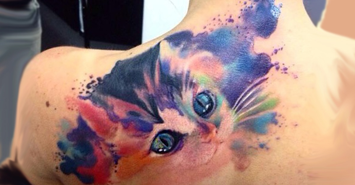 150 tatuajes de gatos y 30 dise os para inspirarte