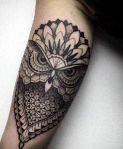 tattoo buho tatuajes nueva escuela 15 e1487179689125 248x300