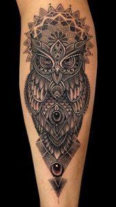 tattoo buho tatuajes nueva escuela 4 e1487109995882 169x300