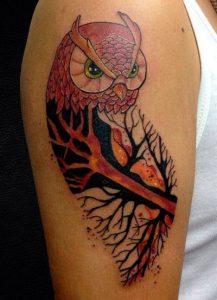 tattoo buho tatuajes nueva escuela 7 e1487109850337 217x300