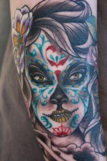 tatuaje-catrina-color-tattoo-2