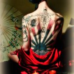 tatuaje sol japones 2 150x150