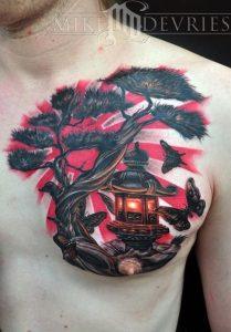 tatuaje sol japones 4 209x300