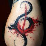 tatuaje sol nota musical 2 150x150