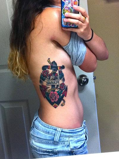 tatuajes anclas diseños 16 - tatuajes de anclas