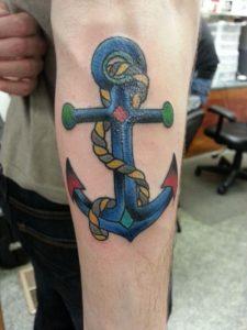 tatuajes anclas diseños 3 225x300