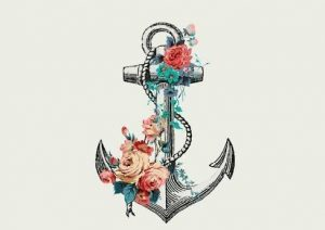 tatuajes anclas imagenes bocetos 4 300x212