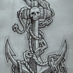 tatuajes anclas imagenes bocetos 6 150x150