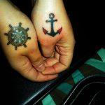 tatuajes anclas parejas 5 150x150