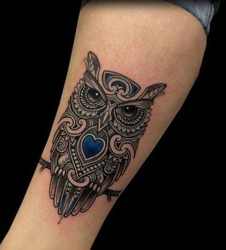 tatuajes buhos para mujeres 3 e1487111615183 - tatuajes de búhos