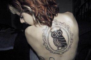 tatuajes buhos para mujeres 4 e1487111637373 300x199