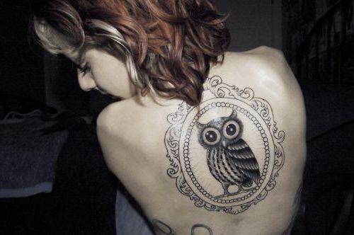 tatuajes buhos para mujeres 4 e1487111637373 - tatuajes de búhos
