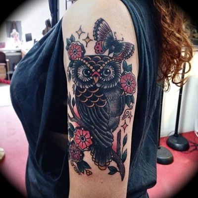tatuajes buhos para mujeres 6 e1487111654576 - tatuajes de búhos