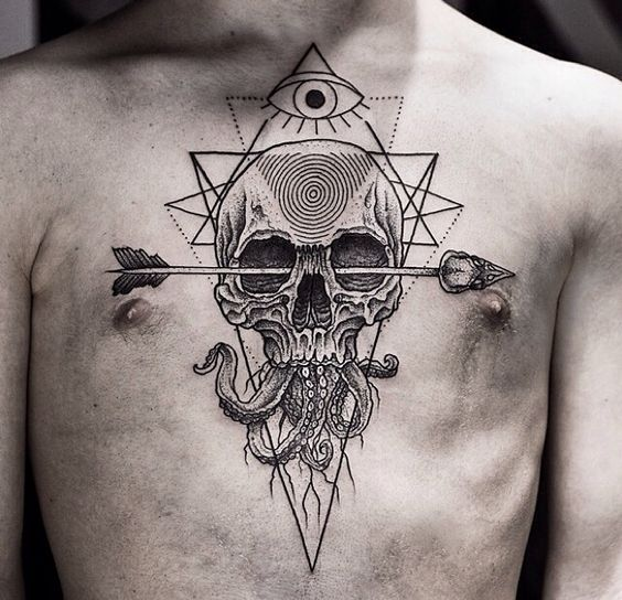 tatuajes calaveras 10 150x150