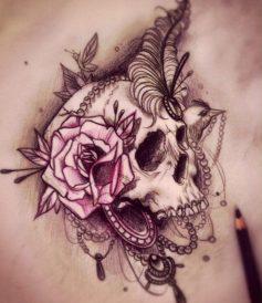 tatuajes-calaveras-con-rosas-5